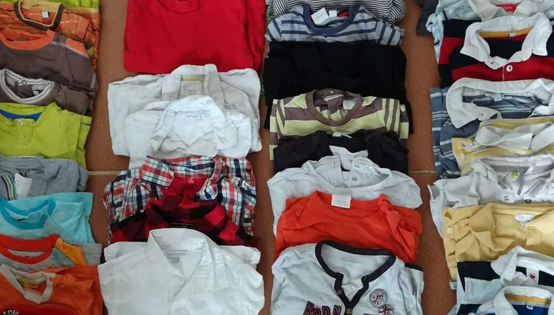 c7f579f2555b5 Vêtements bébé garçon de 1 a 12 mois